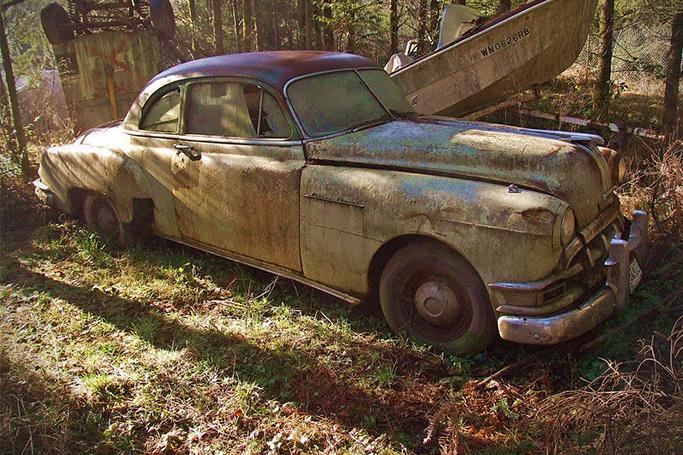 enlèvement épave gratuit, voiture ancienne